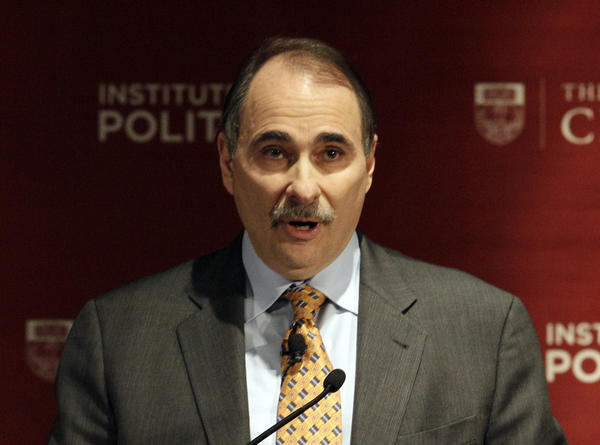 David Axelrod, former senior advisor to President Obama, announced Tuesday that he will be writing a memoir.