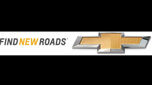 "Chevrolet is bringing its ""Find New Roads"" ad campaign to Facebook mobile."