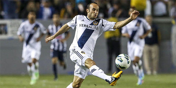 Landon Donovan played only 29 minutes in his first game back with the Galaxy in a loss to Monterrey, 2-1, the same team L.A. faces Wednesday.