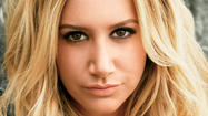 "Hey, Ashley Tisdale: Starring in ""Scary Movie V"" looks good on you. And those skimpy clothes look good halfway off you, in your May cover spread for Maxim."