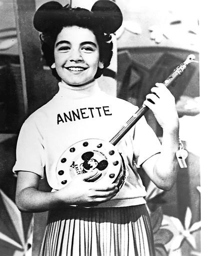"Annette Funicello, who starred on ""The Mickey Mouse Club,"" died Monday at the age of 70."