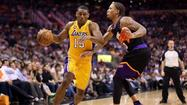 Metta World Peace will come off the bench for the Lakers Tuesday night as they host the New Orleans Hornets, just 12 days after undergoing knee surgery to repair torn cartilage.