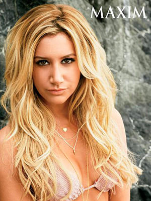 "Ashley Tisdale stars in ""Scary Movie V,"" opening Friday."