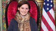 Before she was a young U.S. foreign service officer stationed in Afghanistan, before she and others were blown up by a bomb, before she was eulogized at Fenwick High School on Tuesday, Anne Smedinghoff was a girl.