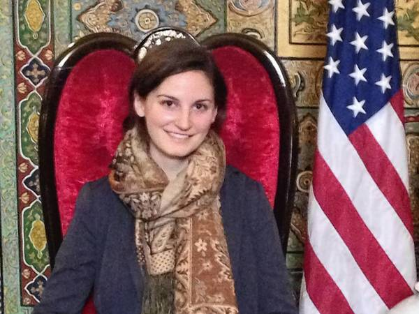 Anne Smedinghoff, a foreign service officer slain in Afghanistan last week, was a graduate of Fenwick High School, where she was a member of the cross-country team and heavily involved in school activities.