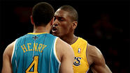 Metta World Peace, Xavier Henry