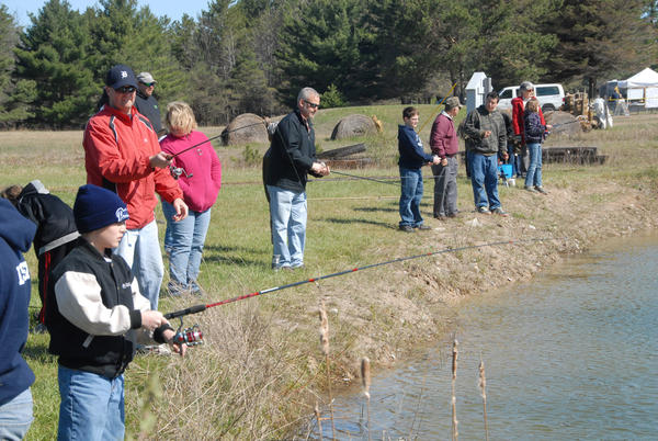 The third annual Youth Day at the Charlevoix Rod and Gun Club will take place Saturday, April 20.