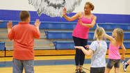 Photos: Dancing at Waynesburg Elementary