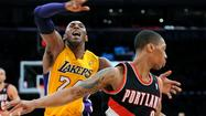 The Lakers (41-37) visit the Portland Trail Blazers (33-44) on Wednesday night in what is their final chance to win on back-to-back nights in 16 tries.