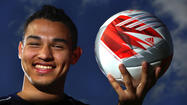 Darwin Espinal: boys soccer Player of the Year Class 5A-4A