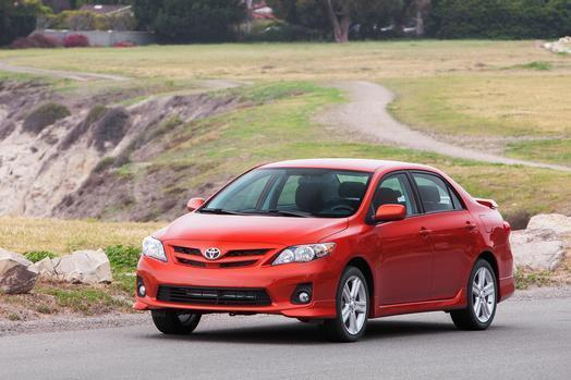 Toyota says its Corolla, not Ford's Focus, is the world's bestselling car.