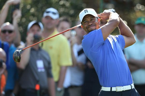 Tiger Woods is on a tear leading into the Masters, winning three of his five events this year.