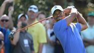 Tiger Woods may seem long overdue for his first Masters win since 2005, but writers from around the Tribune Co. have some other ideas about who will be wearing the green jacket Sunday afternoon.