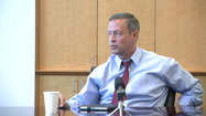 O'Malley on gun control legislation [Video]