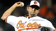 BOSTON -- The Orioles traded veteran reliever Luis Ayala to the Atlanta Braves on Wednesday, receiving minor league left-handed reliever Chris Jones in return. But the move was less about unloading Ayala than it was allowing the Orioles the opportunity to keep Rule 5 pick T.J. McFarland while moving to a seven-man bullpen.