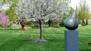 As spring comes to St. Charles, so does the eighth annual Sculpture in the Park exhibition.