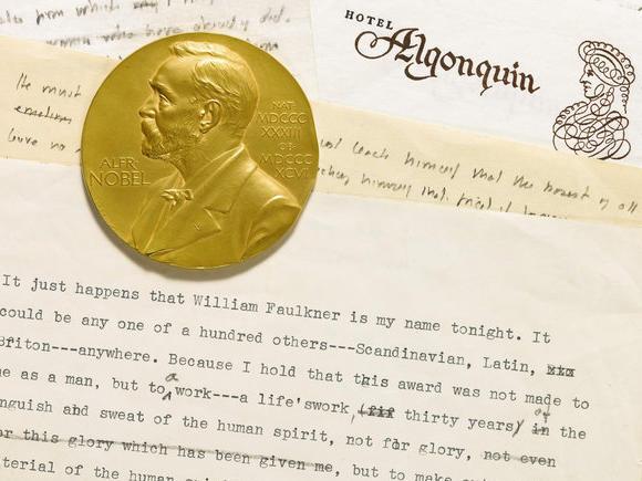 William Faulkner's Nobel Prize