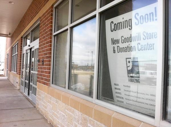 A Goodwill thrift store will open in the coming months in Plainfield.
