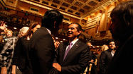 "Los Angeles Mayor Antonio Villaraigosa said Wednesday that city employees should pay considerably more for their healthcare and retirement benefits to avoid ""giant balloon payments"" in coming years."