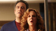 "It's not uncommon to hear a a spouse rant that they can't stand the sight of their partner. Brad Garrett and Elizabeth Perkins, the said parents in ABC's ""How to Live With Your Parents (For the Rest of Your Life),"" have found that to be true in a different manner."