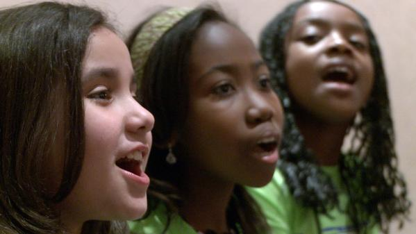 Staten Island schoolchildren sing their hearts out in 'Once in a Lullaby,' playing at the Florida Film Festival.