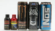 From coffee to citrus, energy drinks have a range of flavors designed to perk up your taste buds. We rounded up the five most caffeinated energy drinks available in Chicago (as ranked by Consumer Reports) and asked RedEye staff for their snap judgments.
