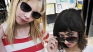 Garfunkel and Oates (Riki Lindhome, left, and Kate Micucci)