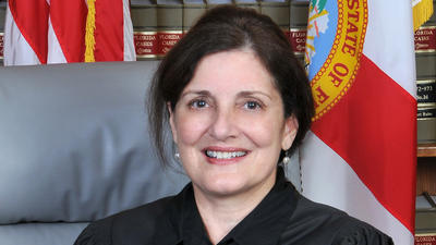 Broward Judge Susan Aramony dies