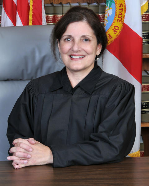 Broward Circuit Judge Susan Aramony.