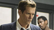 "Kevin Bacon has learned the hard way the tricky dance of discussing current TV on social media without giving too much away. The actor and star of the Fox hit ""The Following"" issued an apology to his fans via Twitter on Tuesday after he unknowingly spoiled a major plot twist on his series for international viewers who hadn't had a chance to see the most recent episode."