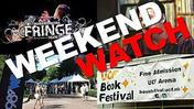 Weekend Watch: UCF Book Fest, Downtown Pour, Fringe preview