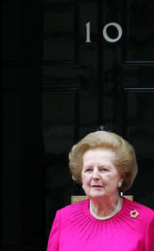 The decision to not honor the late Margaret Thatcher with a moment of silence before games this weekend has made some members of England's Football Assn. unhappy.