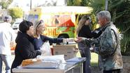 The Orange County Rescue Mission Chili Van Mobile Ministry has been in operation for almost five years, helping the homeless communities in Dana Point and Santa Ana. But Michael Murphy, a volunteer with the Tustin-based organization had a hard time finding traction in Huntington Beach.
