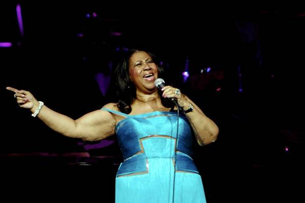 Aretha Franklin performs May 26 at MGM Grand at Foxwoods
