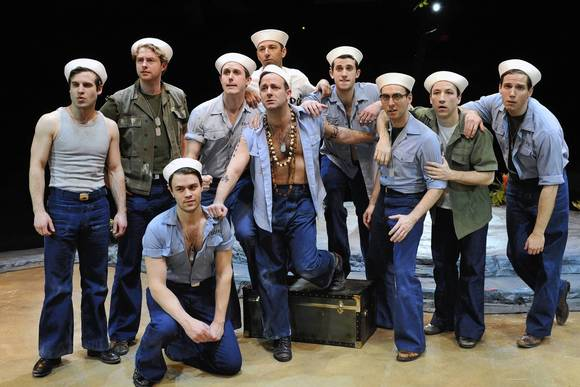 """South Pacific"" is now at the Marriott Theatre in Lincolnshire."
