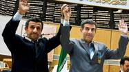 Intrigue swirls as Iran prepares to choose next president