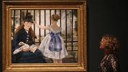 """Manet"" is the first title in ""Exhibition,"" a film series showcasing the world's greatest fine-art exhibitions created for cinema audiences and shown via satellite."