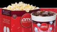 Let's get the Tax Day freebie party started with a coupon for a free small popcorn at AMC Theatres on Friday through Monday. No purchase is necessary.