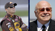 NASCAR champion Dale Jarrett and racing magnate Bruton Smith are among the five new nominees for next year's Hall of Fame class.