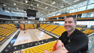Images of new Towson University arena