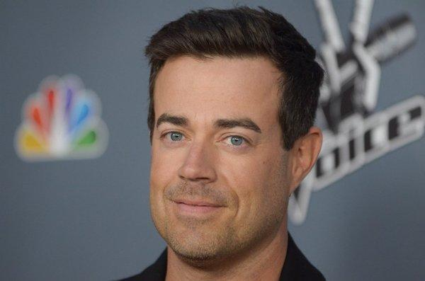 "Carson Daly, host of ""Last Call"" and ""The Voice,"" heard some good news from NBC."