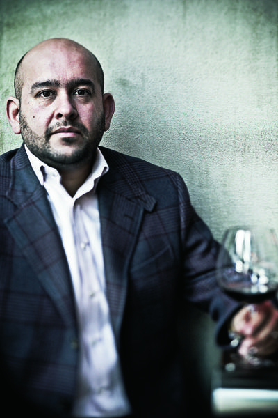 Raj Parr, wine director for all eighteen of Michael Mina's restaurants, is also co-owner of two Central Coast wineries, Sandhi and the new Domaine de la Cote