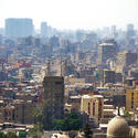Cairo teems with 17 million people, most of them scrambling to make ends meet.