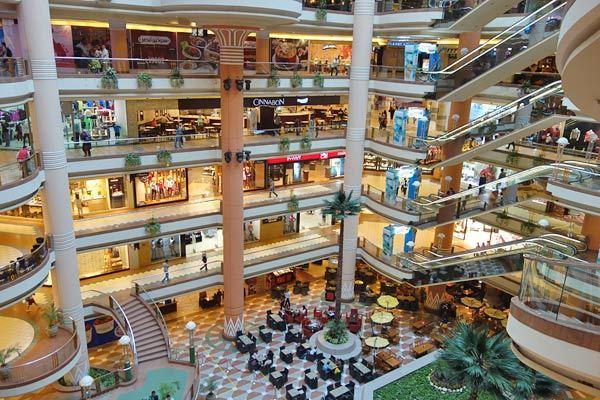 Photos: Shopping in Cairo - Suburban malls