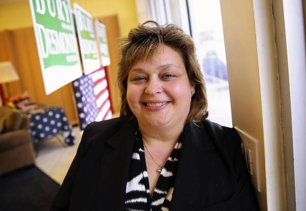 Sandra Bury successfully ran for mayor of Oak Lawn on a platform that included more transparency in government and stricter rules for disclosing conflicts of interest.