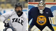 This is a big day for Yale hockey.
