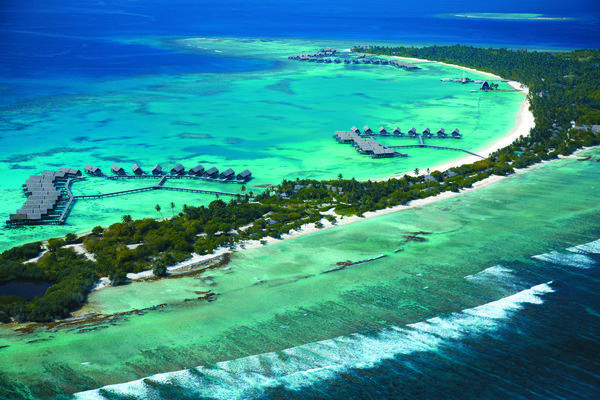 New airport amenities put Villingili Resort on the Maldives flight path.