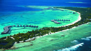 "Well-heeled travelers bound for the turquoise waters and white sand beaches of the Maldive Islands now have a new place to park their private jets. <a href=""http://www.shangri-la.com/male/villingiliresort/"" target=""_blank"">Shangri-La's Villingili Resort and Spa</a> has put paradise on the radar with a private jet airport terminal."