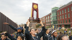 Pictures: UConn Women Return Home 2013 NCAA National Champions