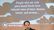 A panel of speakers discussed different approaches to optimal health during a program sponsored by the Interfaith Coalition of Washington County at Hagerstown Church of the Brethren on East Washington Street on Wednesday night.